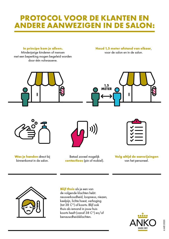 Protocol voor klanten